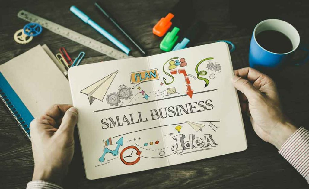 Small Business entrepreneur grants Qld