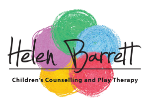 Helen Barrett Play Therapy Website makeover
