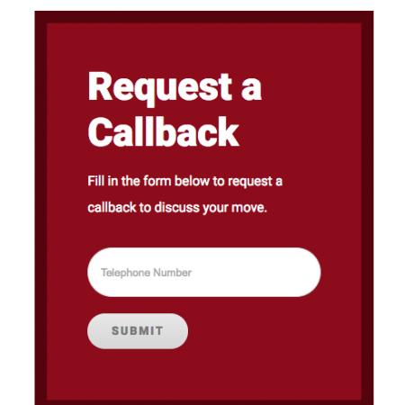 Website Callback