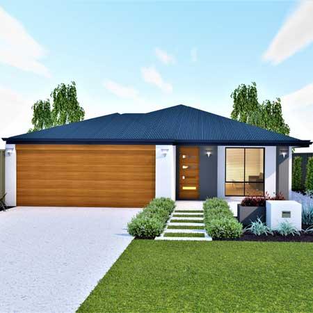 Home Builder website design development